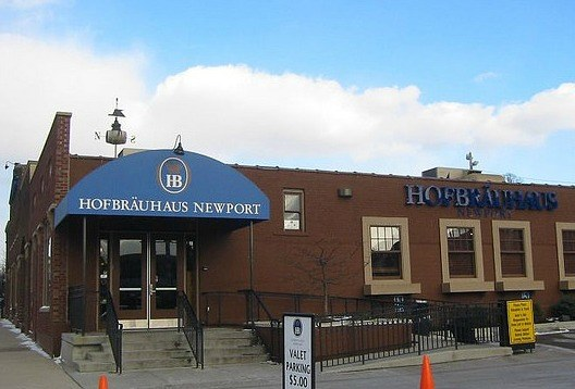 Hofbräuhaus Newport a Lively Dining Experience