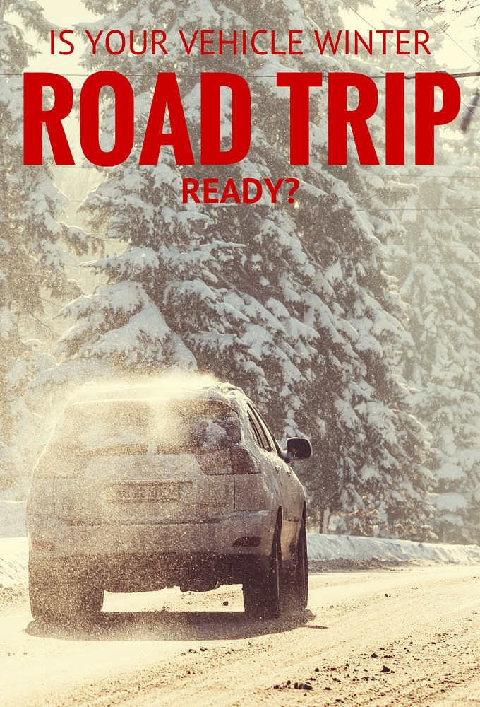 Is your vehicle winter road trip ready? Here are six tips to make sure you're prepared for winter travel.