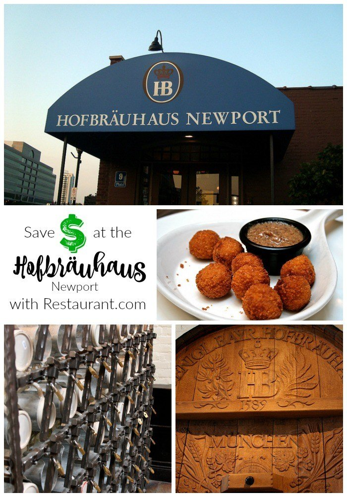 Save Money at the Hofbrauhaus Newport with Restaurant.com