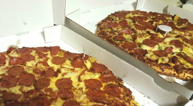 Save on Besta Fasta Pizza in Ashland, Ohio