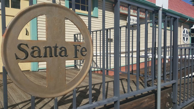 The historic Hemet Depot and former Santa Fe Depot in the San Jacinto Valley is full of local history, exhibits and collections.
