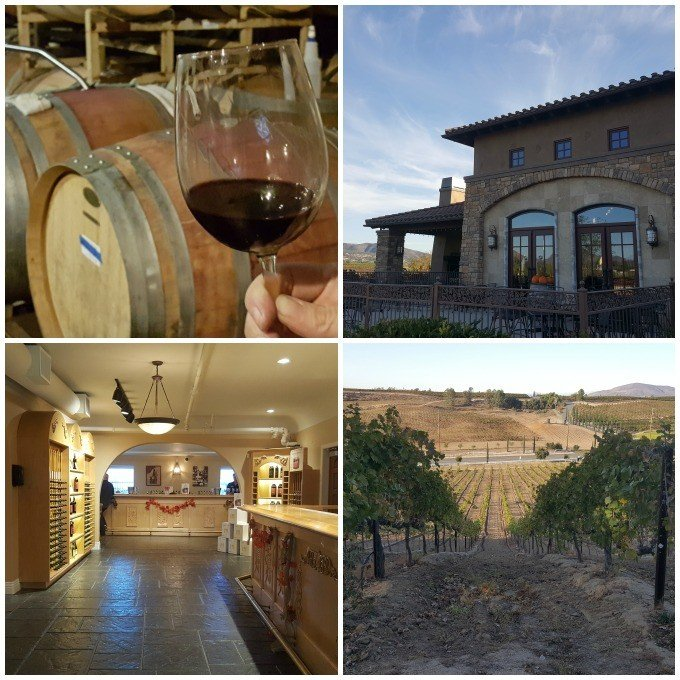 There are over 30 wineries to visit in Temecula, located in the San Jacinto Valley in Southern California.
