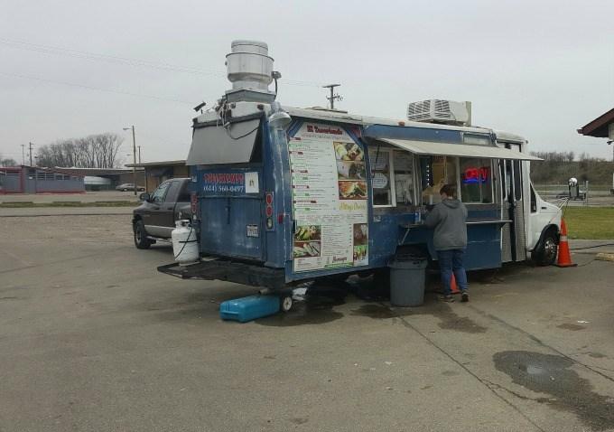el tacoriendo food truck in Columbus, Ohio offers coupons for Restaurant.com