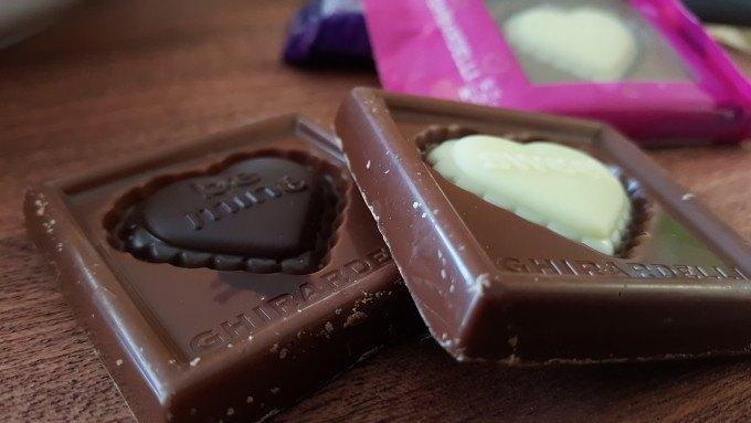 Ghirardelli Valentine Chocolates