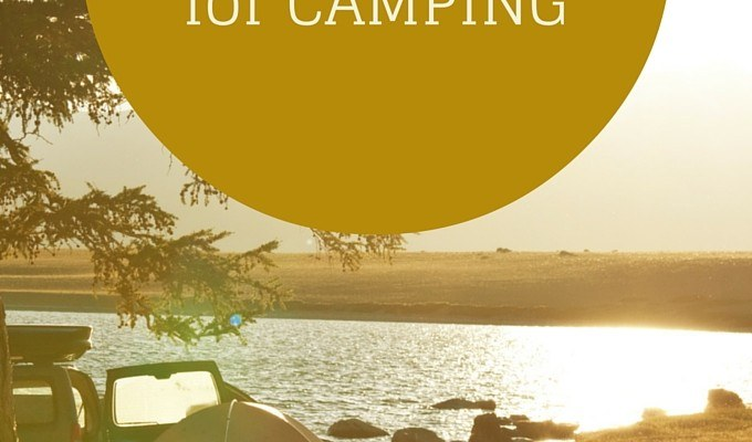 9 Essential Items for Camping