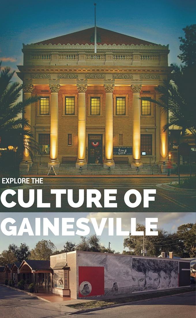 Explore the Culture of Gainesville, Florida