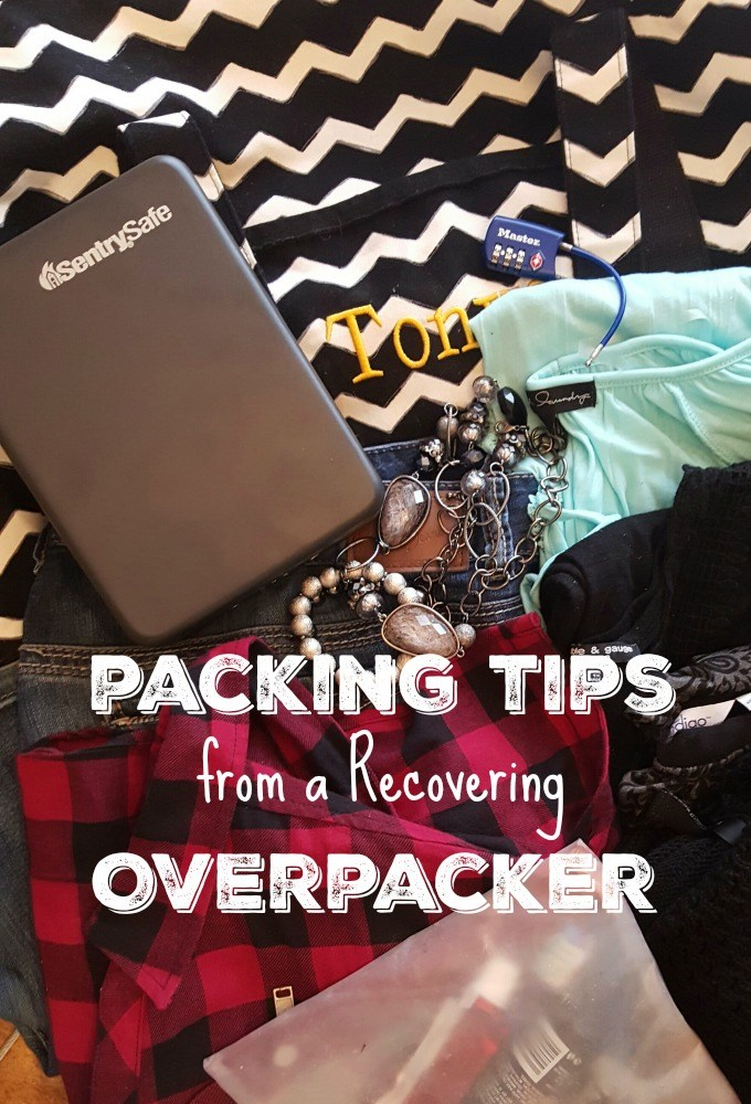 Packing Tips from a Recovering Overpacker