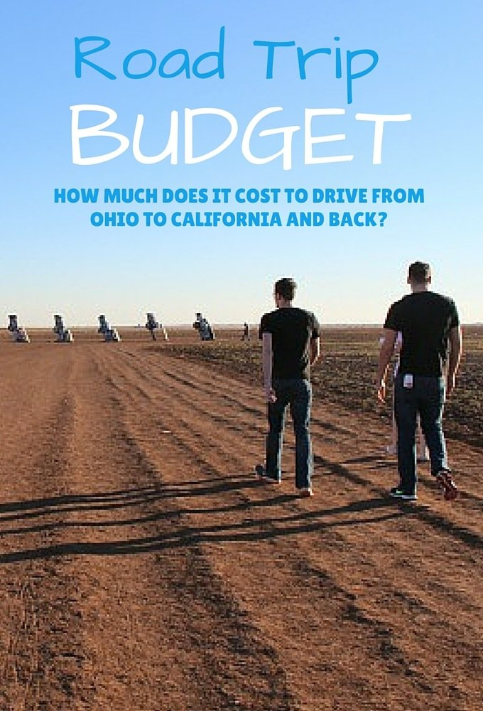 Road Trip Budget: How much does it cost to drive from Ohio to California and back? This post includes tips on saving money on road trips, road tripping with kids, and how to get your vehicle ready for your next road trip.