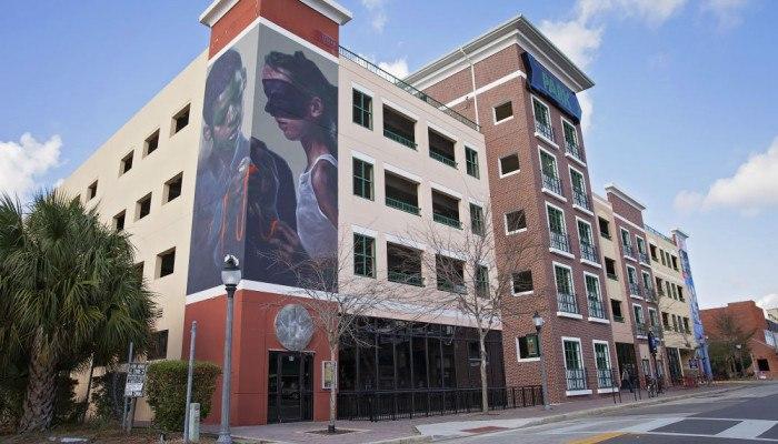 Gainesville Public Murals: your Culture is Showing