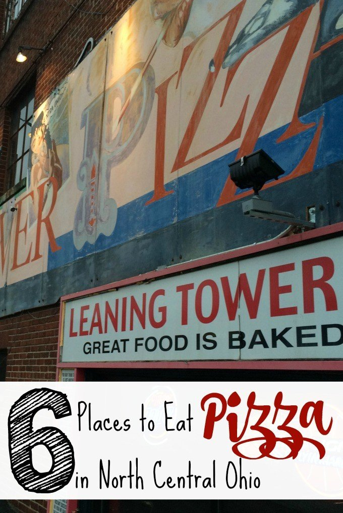 6 Places to Eat Pizza in North Central Ohio
