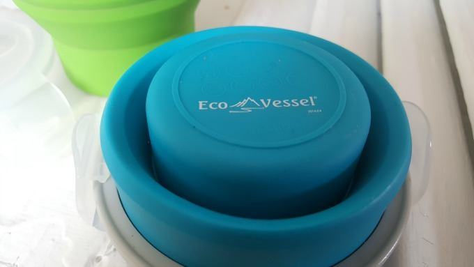 Eco Vessel collapsible container