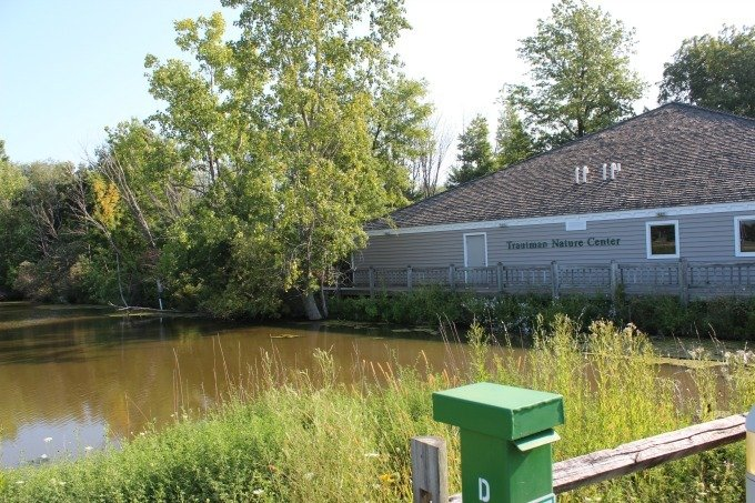The Nature Center at Maumee Bay State Park Lodge