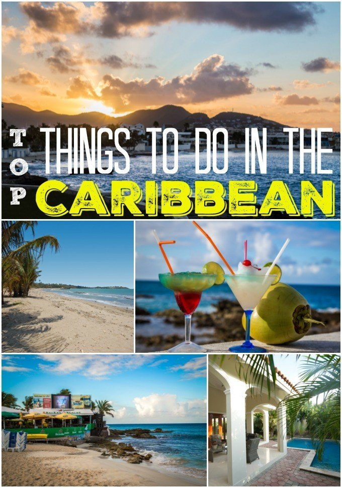 Top things to do in the Caribbean
