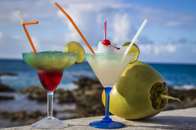 Top things to do in the Caribbean- relax on the beach at St. Maarten