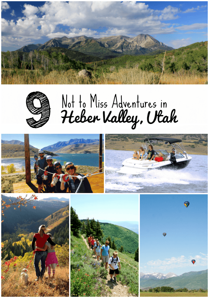 9 Not to Miss Adventures in Heber Valley Utah