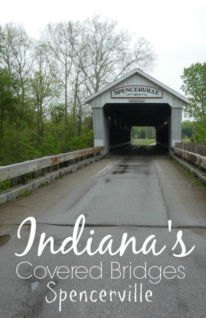 Indiana's Covered Bridges in Spencerville