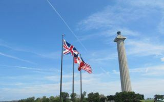 Military and Veterans Honored this Weekend on Put-in-Bay