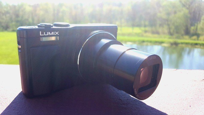 Panasonic Lumix ZS60 is a great point and shoot camera that will grow with you