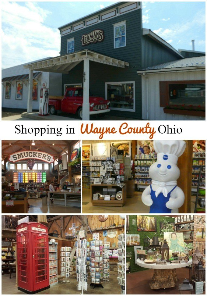3 Unique Shopping Experiences in Wayne County Ohio