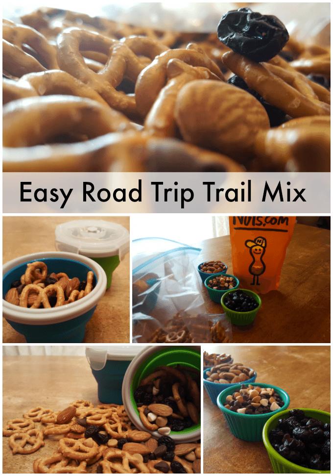 Easy Road Trip Trail Mix