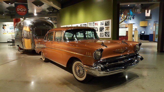 The fifties pop culture at the Ohio History Center
