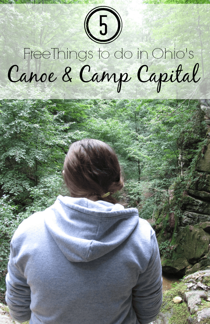 5 free things to do in Ohio's Canoe and Camp Capital