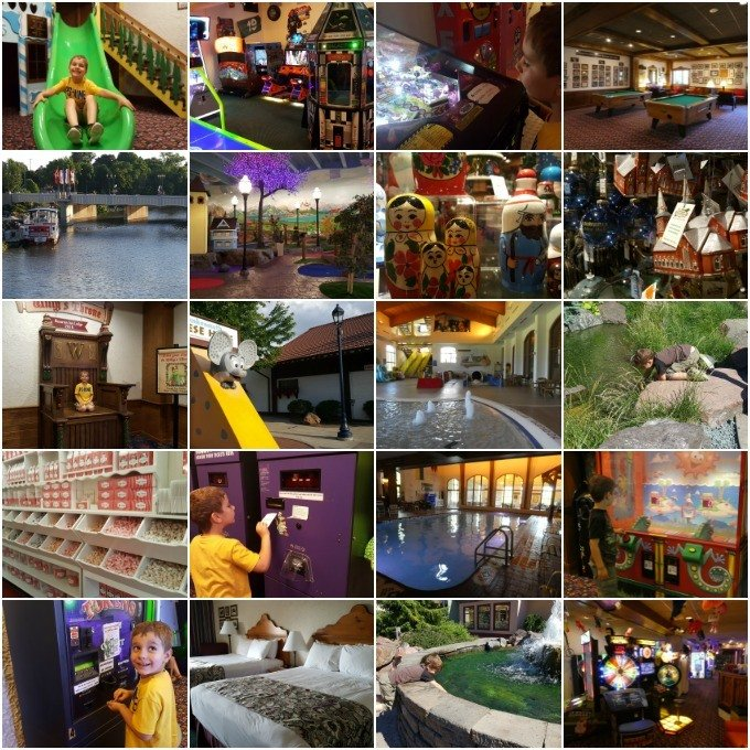 Things to do in Frankenmuth Michigan