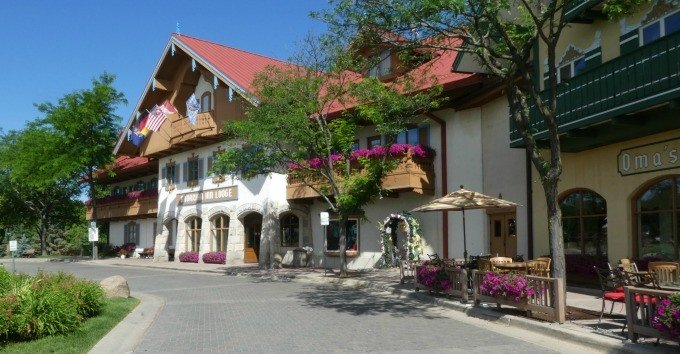 Frankenmuth's Bavarian Inn Lodge