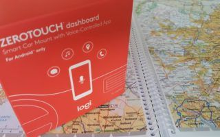 Travel Smart with Logi ZeroTouch™ & Road Trip Giveaway Package