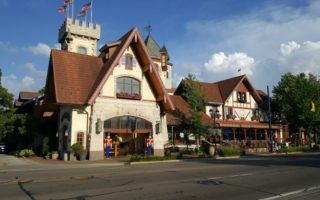 Bavarian Inn Lodge and Restaurant: two Frankenmuth Michigan Icons