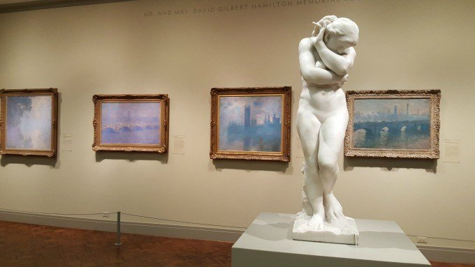 The Art Institute of Chicago has recently been voted as the #1 art museum in the world by Tripadvisor.