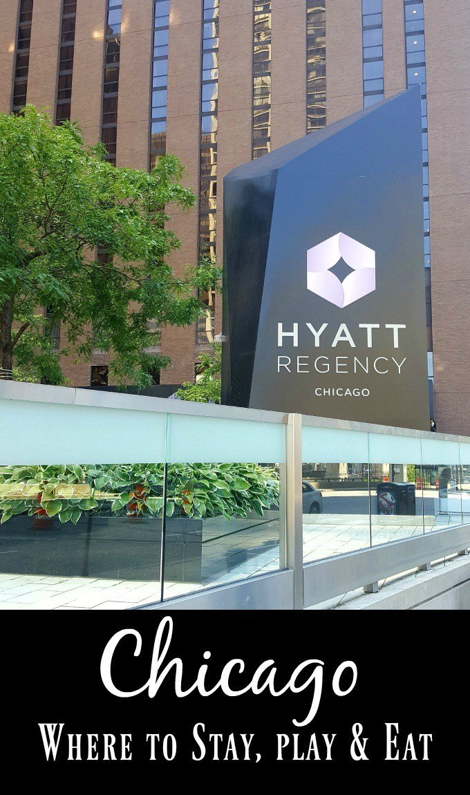 The Hyatt Regency is the ultimate experience in luxury, and here are the top reasons for Why To Stay At The Hyatt Regency In Chicago on your next visit!
