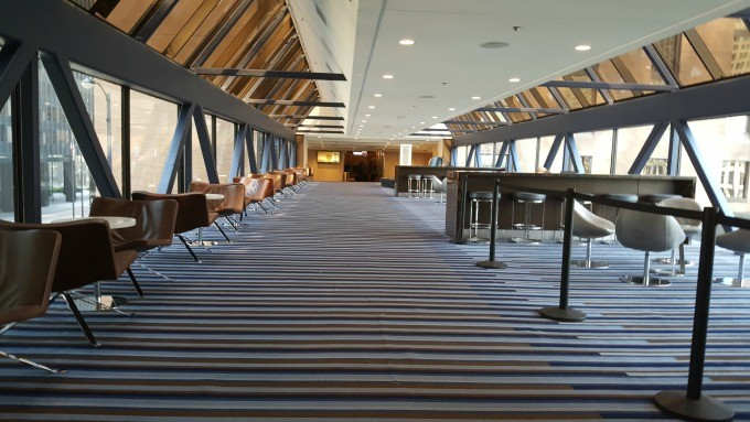 Comfortable Seating at the Hyatt Regency Chicago