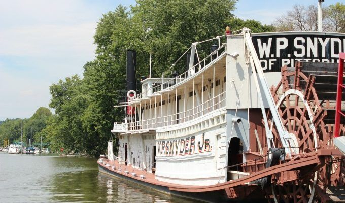 Marietta, Ohio: a River Town Steeped in History