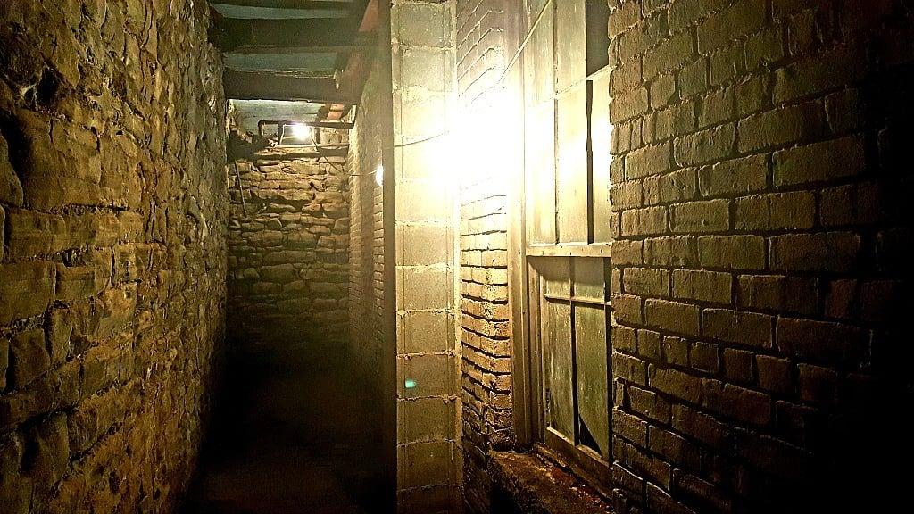 Underground Cambridge Tour