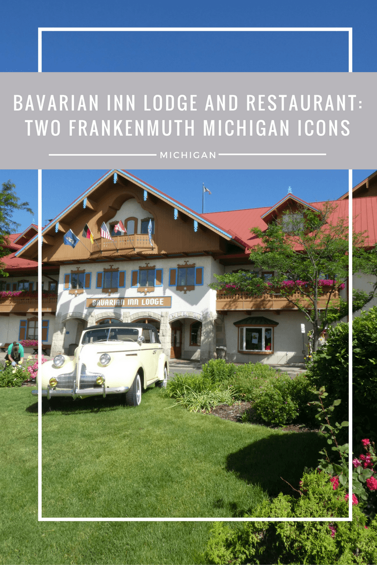 The Bavarian Inn Lodge and Restaurant are two icons in Frankenmuth, Michigan.