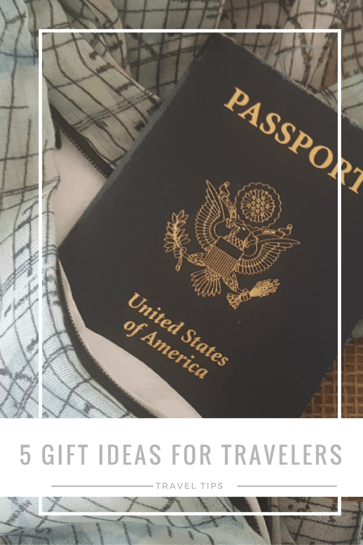 5 great gift ideas for travelers for Christmas gifts for travelers