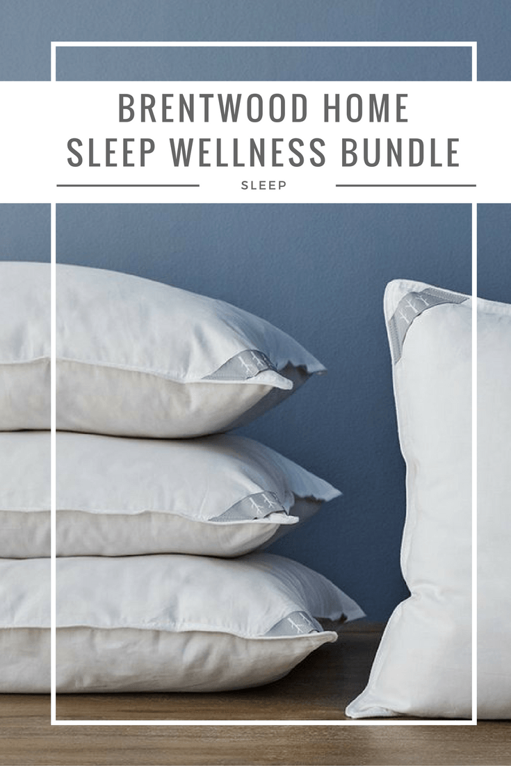 A Brentwood Home Sleep Wellness Bundle Review