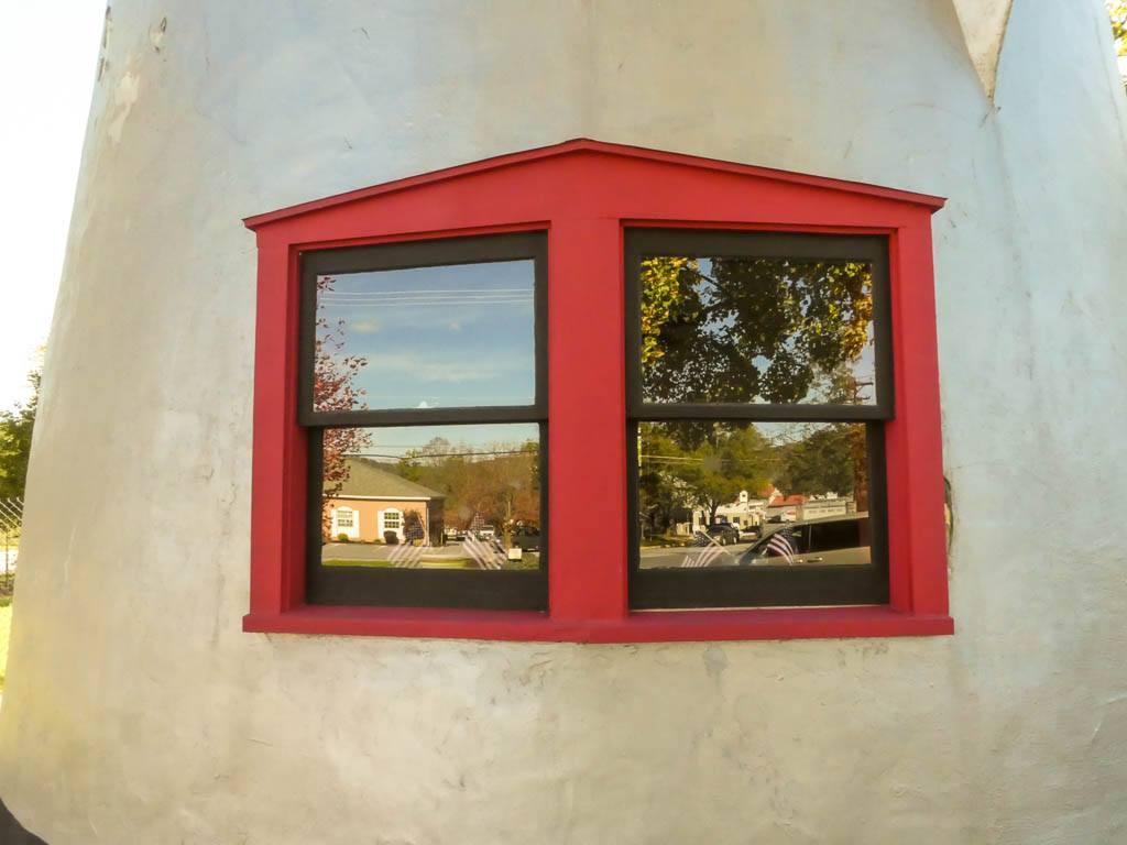 Coffee Pot windows