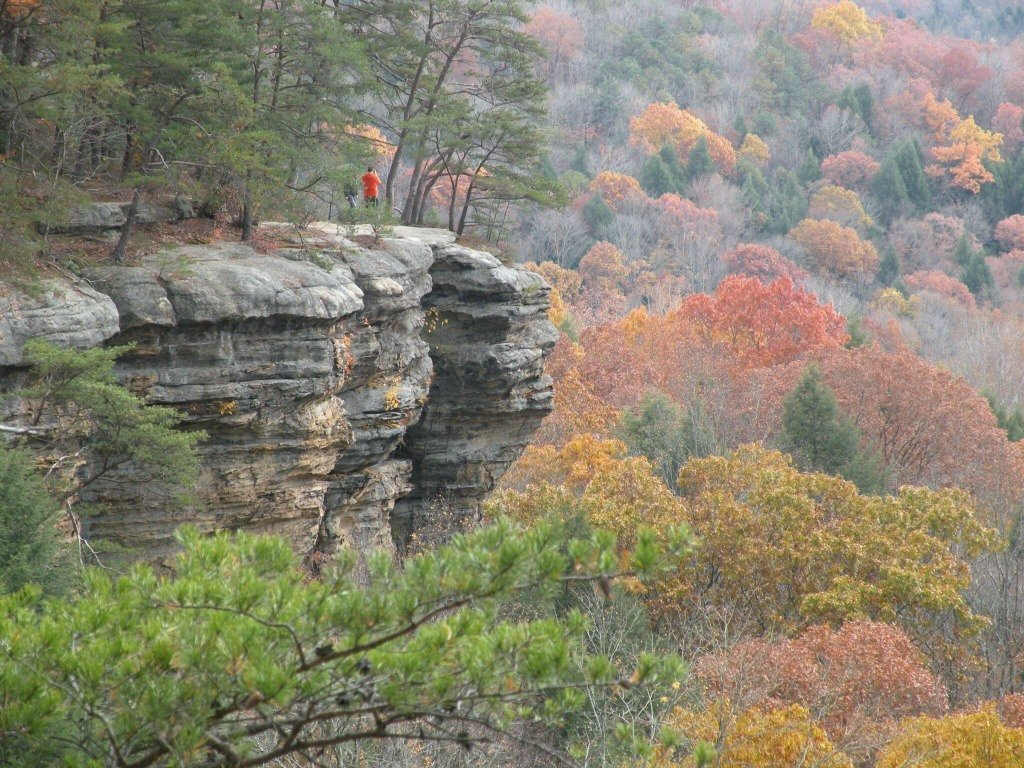 Conkles Hollow in Hocking Hills / Photo Courtesy of Weirick Communications
