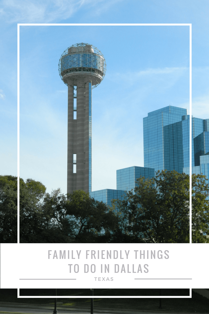 Family Friendly Things to do in Dallas