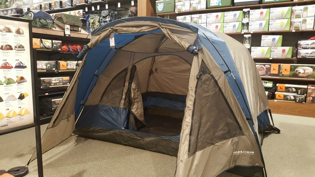 field-stream-tent-set-up-in-the-field-stream-polaris-store