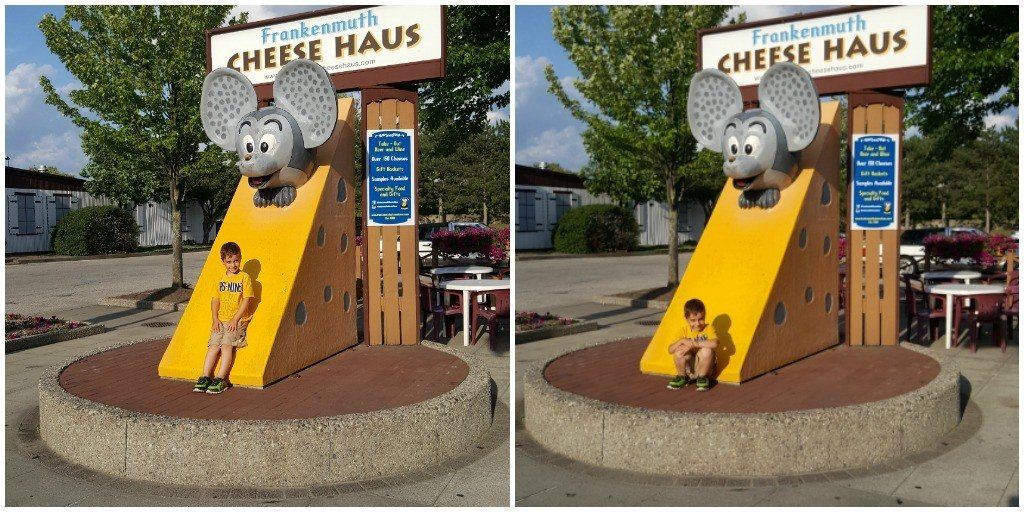 Frankenmuth Roadside Attraction