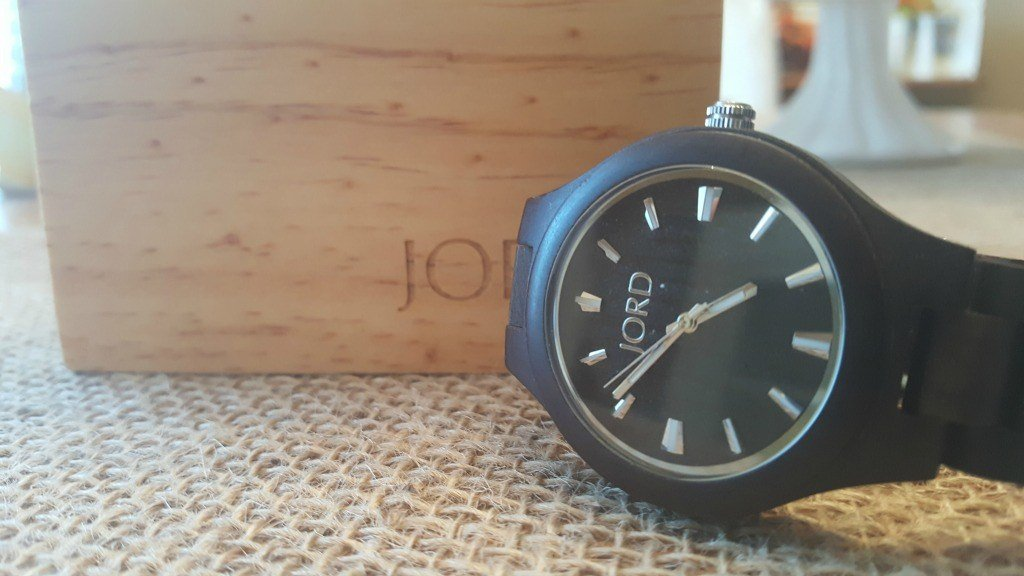 JORD Wood Watches are a great gift idea for travelers.