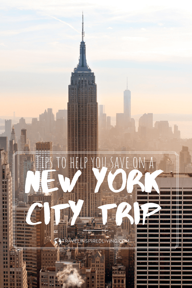 Save Money with our City of New York Tips for Travel
