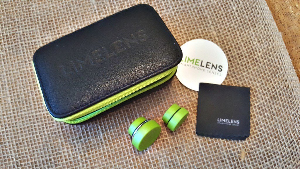 The Limelens is a great gift for travelers.