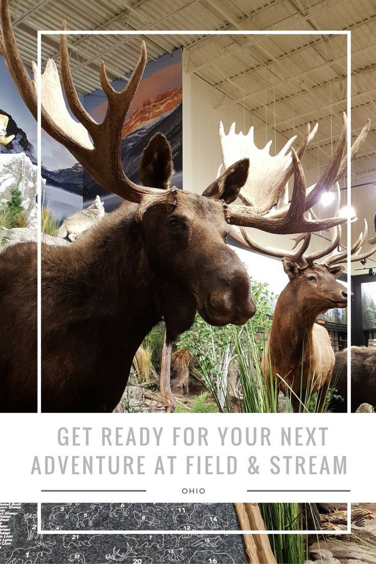 Learn how you can get ready for your next adventure with Field & Stream. @fieldandstream #wheretraditionsbegin #ad