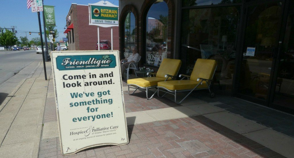 Shopping in Wooster- Friendtique