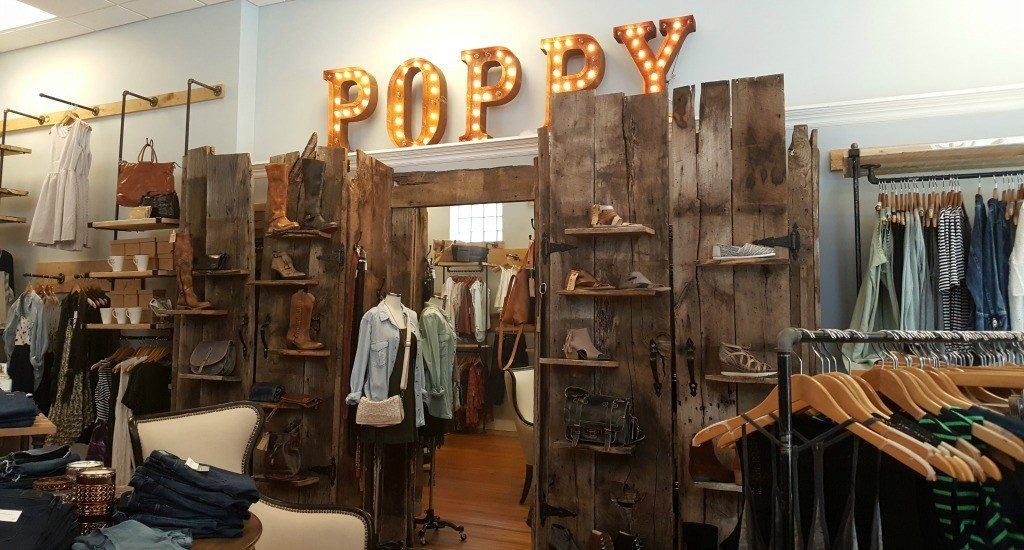 Shopping in Wooster- Poppy