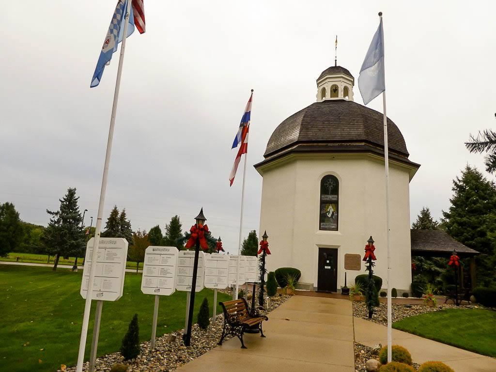 Silent Night Chapel in Frankenmuth